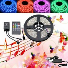 5-20M 300 LED Mood Lighting IDEAS TV BACK LIGHTS Colour Changing Strip Roll