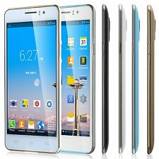 """5"""" Unlocked Android Cell Phone Smartphone 3G+GSM WIFI AT&T T-mobile Dual Sim GPS"""