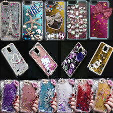 Bling Diamond  Dynamic Liquid Glitter Star quicksand Case Cover For newest Phone