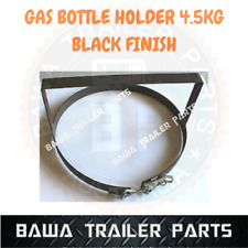 GAS BOTTLE HOLDER 4.5KG - CAMPER TRAILER - Trailer Parts !
