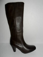 CLARKS LADIES BROWN LEATHER CALF BOOTS UK SIZE 5,5.5,6