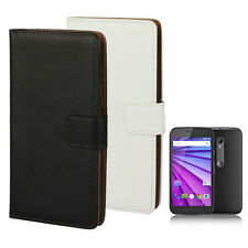2 Colors Leather Flip Case Cover Pouch For HTC Desire 310/D310W