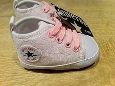 Converse All Star Baby Booties Shoes Mix Sizes Light Pink  NEW