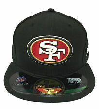 Mens San Francisco 49ers New Era  On-Field Player Sideline 59FIFTY Fitted Hat