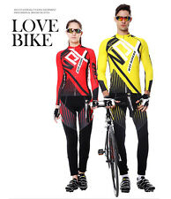 New Lot Styles Bike Long Sleeve Clothing Bicycle Sport Wear Jersey Cycling Pants