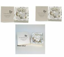 Charm Bracelet Wedding Thank You Gifts Idea For Bridesmaids Mother Bride & Groom