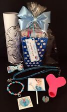 Unique Frozen theme personalised pre filled party/loot gift boxes.FREE P & P !!!