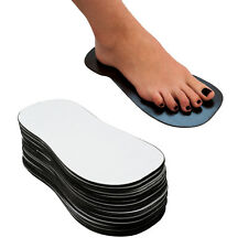 Spray Tan Sponge Foam Sticky Feet Tanning Foot Protector 10 25 50 100 200 Pairs