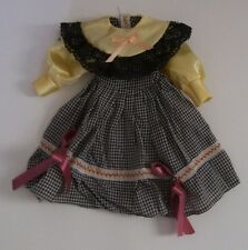 """MISCELLANEOUS DOLL CLOTHES/ACCESSORIES FROM 15"""" PORCELAIN DOLLS, 5 yrs +"""