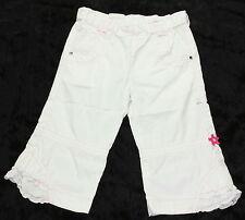 Toff Togs Summer Pants in white , Size 98, 116, NEW