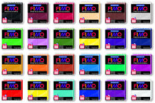 FIMO Professional Modelling Clay Oven Bake Polymer Staedtler Choose Your Color