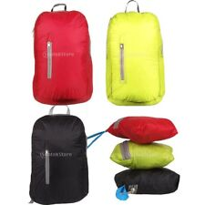Lightweight Folding Travel Camping Cycling Backpack Waterpoof Dry Bag Rucksack