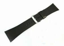 Genuine Leather Watch Strap / Band Replacement for Skagen 916 XLSSS, 989XLSLB