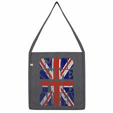 Twisted Envy Union Jack God Save The Queen Tote Bag