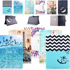Vogue Wallet PU Leather Flip Case Cover For Apple iPad Air 1/2 /iPad Mini 1/2/3