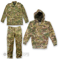 KIDS CHILDRENS MTP PCS CAMO SET JACKET TROUSERS HOODIE SOLDIER 95 BRITISH ARMY