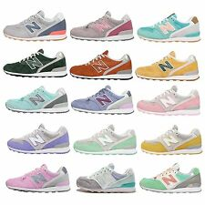 New Balance WR996 Womens Retro Running Shoes 996 Sneakers Trainers Pick 1