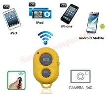 Bluetooth Remote Shutter Wireless Control for iOS iPhone Android Mobile Phones