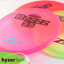 Discraft Z FLX BUZZZ SS *pick your weight & color* Hyzer Farm disc golf midrange