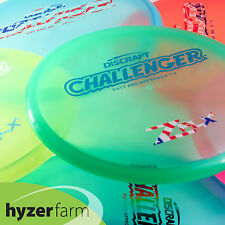 Discraft Z FLX CHALLENGER *choose color and weight* disc golf putter Hyzer Farm