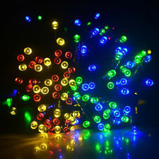 200 LED Solar Power garlands Garden Christmas Party String Fairy Lamp Led Lights