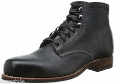 New Men's WOLVERINE Morley 1000 Mile - W00543 Black MADE IN USA Leather Boots