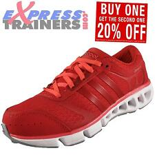 Adidas Womens CC ClimaCool Ride Running Shoes Gym Trainers Berry AUTHENTIC