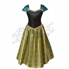 Girls Kids Fairy Halloween Costume Dress Outfits Party Fancy Dress Up Clothes