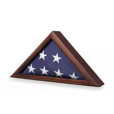 Air Force Flag Case - Great Wood Flag Case Hand Made By Veterans