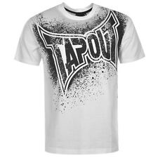 TAPOUT NEW CORE T-SHIRT - WHITE