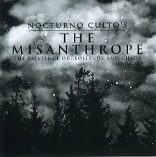 NOCTURNO CULTO-MISANTHROPE CD NEW