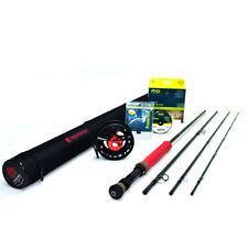 NEW - Redington Vapen Red 990-4V Fly Rod Outfit  - FREE SHIPPING!