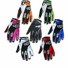 Wulfsport Stratos Childrens Childs Kids Motocross MX Quad Bike Gloves