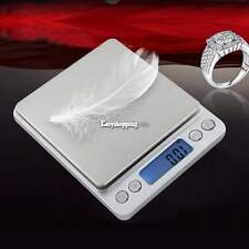 Digital 500g x 0.01g Electronic Jewelry Pocket Scale Precision Portable Balance