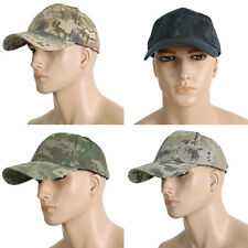 Army Camo Military Fishing Hiking Hunting Outdoor Cap Boonie Jungle Sun Hat Cap