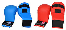 RAX Karate Punch Mitts Sparring Gloves Competition, Training Martial Arts Punch
