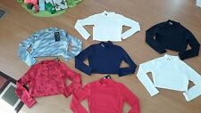 Under Armour Boys OR Girls ColdGear Mock Neck Compression OR Fitted Shirt, NWT