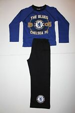 Chelsea Boys Pyjamas Official FC  Merchandise New with Tags