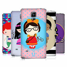 HEAD CASE DESIGNS PRINCESS HIPSTERS BATTERY COVER FOR SAMSUNG PHONES 1