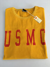 SPORTSWEAR t-shirt yellow sleeve a 3/4 cotton Made in Italy