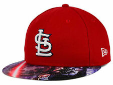Official MLB Star Wars St Louis Cardinals New Era 59FIFTY Fitted Hat