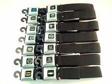 OFFICIAL LICENSED Seat Belt AUTHENTIC BELT Seatbelt Style BUCKLE-DOWN