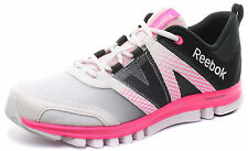 New Reebok Sublite Duo LX Womens Running Trainers ALL SIZES