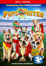 Pups United (2015, DVD) NO DIGITAL INCLUDED