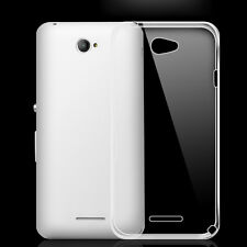 Transparent Clear TPU Silicone Gel Soft Case Skin Cover For Sony Xperia series