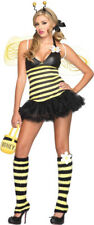 Womens Daisy Bee Ladies Sexy Fancy Dress Party Costume