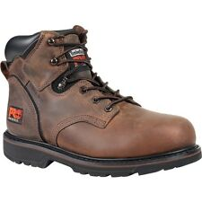 Timberland PRO Men's Pit Boss 6'' Steel Toe Wide Work Boots