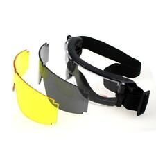 Tactical Airsoft Hunting Cycling Eye Protection Goggles Wind Dust Sports Eyewear