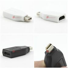 Mini Display Port DP Male to HDMI Female Adapter f. MAC Macbook AIR PRO AV Video
