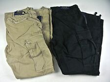 $145 Polo Ralph Lauren STRAIGHT FIT CARGO PANTS 30 32 34 36 38 40 42 NWT